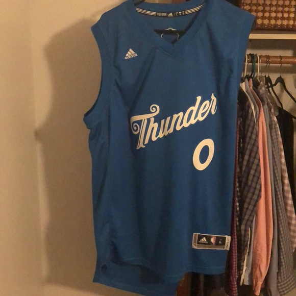 reputable site 85b6e 60237 Russell Westbrook Christmas Jersey